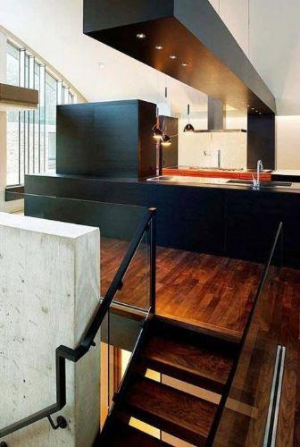 Lüks bir daire için tasarım fikirleri