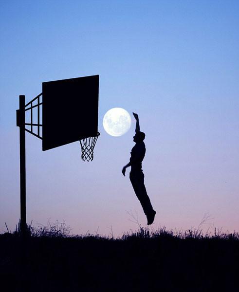Ay ile imkansızı denedi..