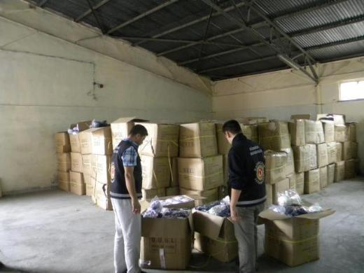 Çin malı ürünler Türkiyeye böyle sokuluyor !