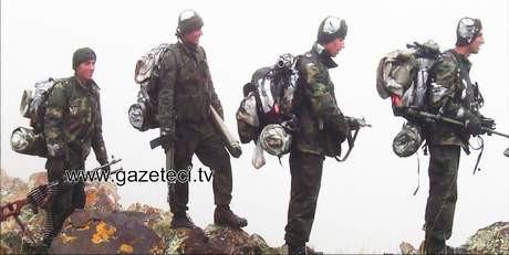 İşte PKKnın beynine inen Kar Kaplanları
