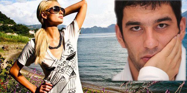 Paris Hilton Türkiyede...