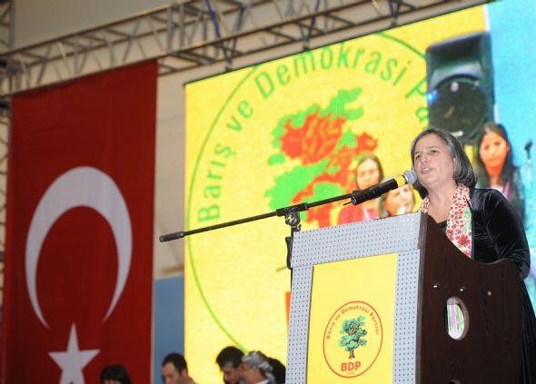 BDP Kongresinde büyük saygısızlık