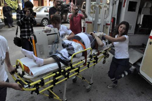 38 haftalık hamile kadın öldürüldü