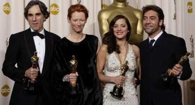 Oscarlık fotoğraflar
