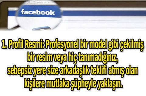 Sahte Facebook profilini nasıl anlarsınız?