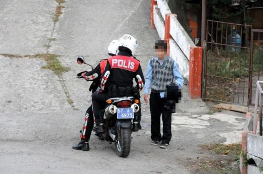Zonguldakta okulların etrafında beklemek yasaklandı