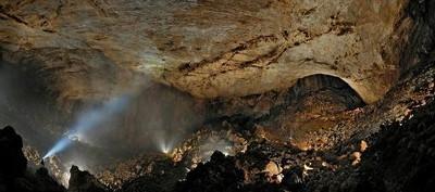 İnanılmaz mağara fotoğrafları