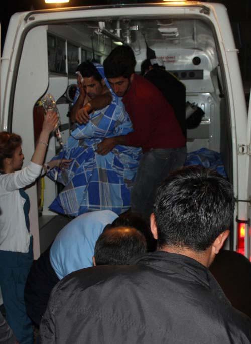 Şemdinlide patlama:2 ölü 26 yaralı