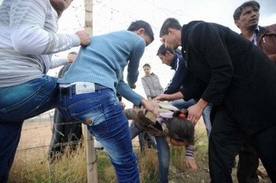 Suriyeden kaçış sürüyor