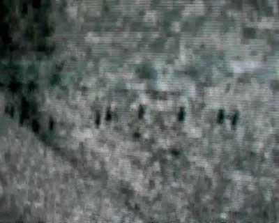 PKKlıların kameraya yakalanan görüntüleri!