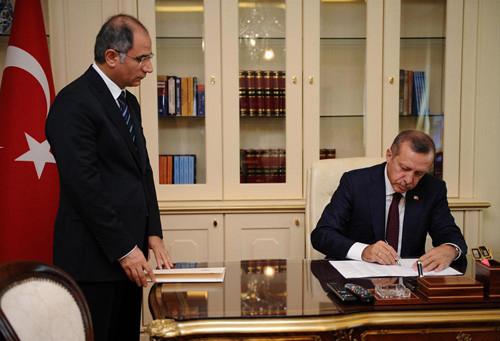 Erdoğanın odasına 330 bin lira