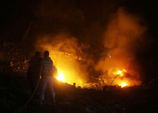 Gazzede hayat felç oldu