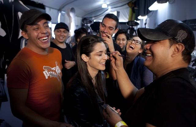 Meksikada moda rüzgarı