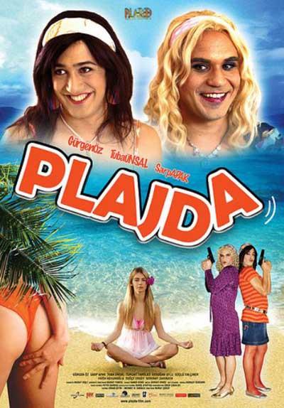 Plajda filminden ilk kareler