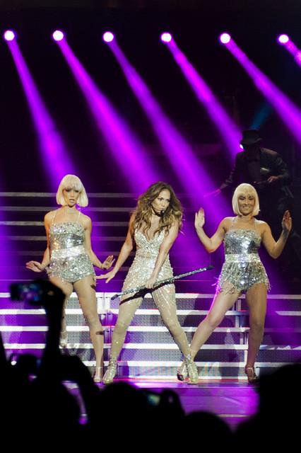Jennifer Lopez milli oldu!