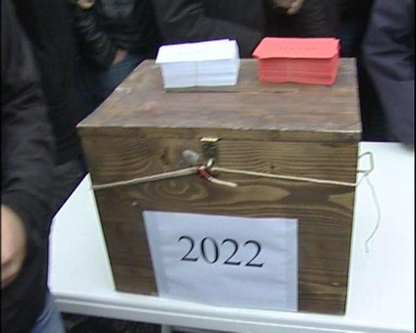 Referandum başlamadan bitti
