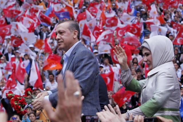 İşte AK Partinin son oy durumu