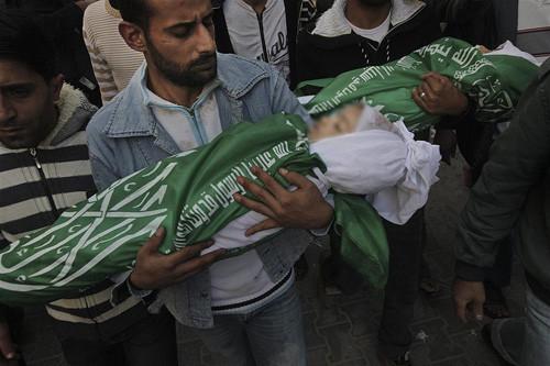 Gazzenin sahipsiz çocukları