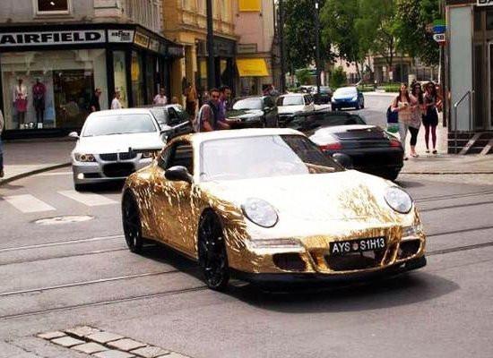 Bu Porsche hiç sandığınız gibi değil