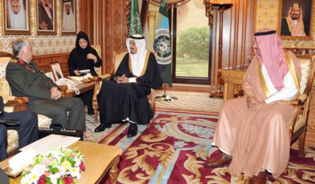 Org. Özel Suudi Arabistanda