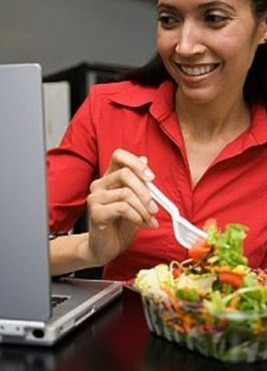 Çalışan kadınlara özel diyet