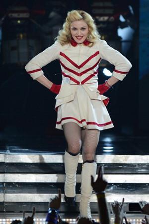 Ah şu çılgın Madonna!