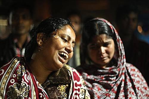 Bangladeşte korkunç yangın