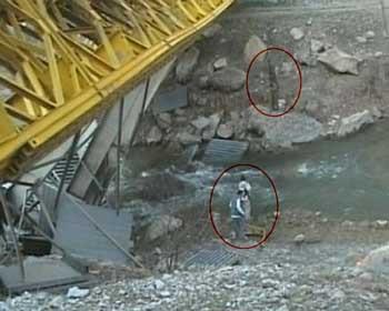 PKKlıların yolunu peşmerge kesti