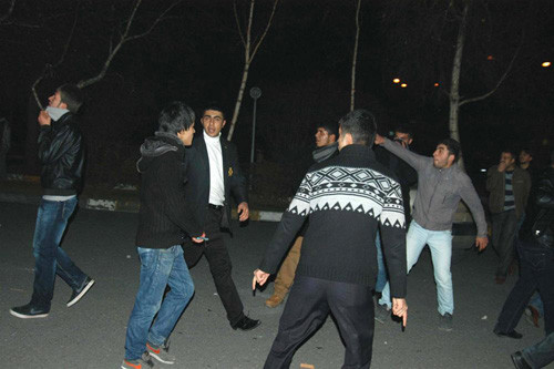 Atatürk Üniversitesinde kavga: 8 yaralı