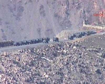 Kuzey Iraktan dönen birlikler