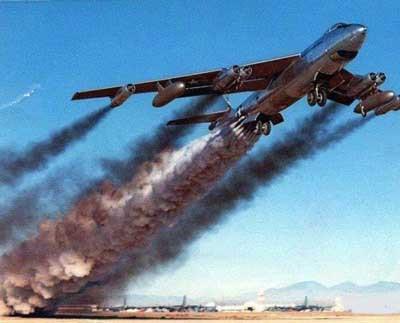 Uçaklardan olağanüstü kareler !