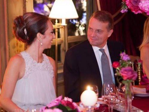 Cem Uzanın düğününden çok özel kareler