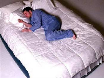 Uyku pozisyonuna göre karakteriniz