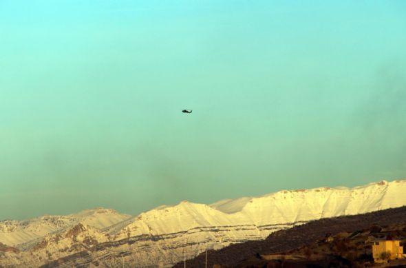 Bestler Derelerde PKKya operasyon