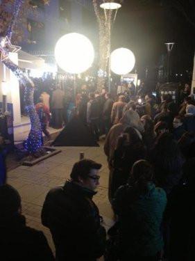 Bağdat Caddesinde iPhone 5 kuyruğu