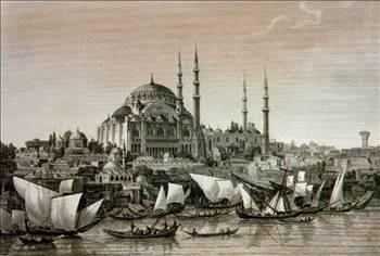 Süleymaniye Caminin sırları
