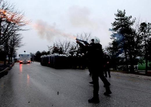 Erdoğana protesto ODTÜyü karıştırdı