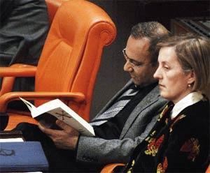 Siyasiler ne okuyor?