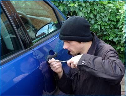 Hırsızların çalmayı sevdiği 10 otomobil!
