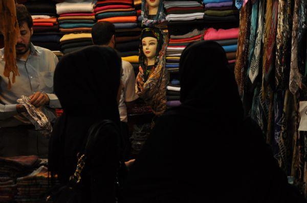 İran kadınlarının hiç görülmemiş yüzü!