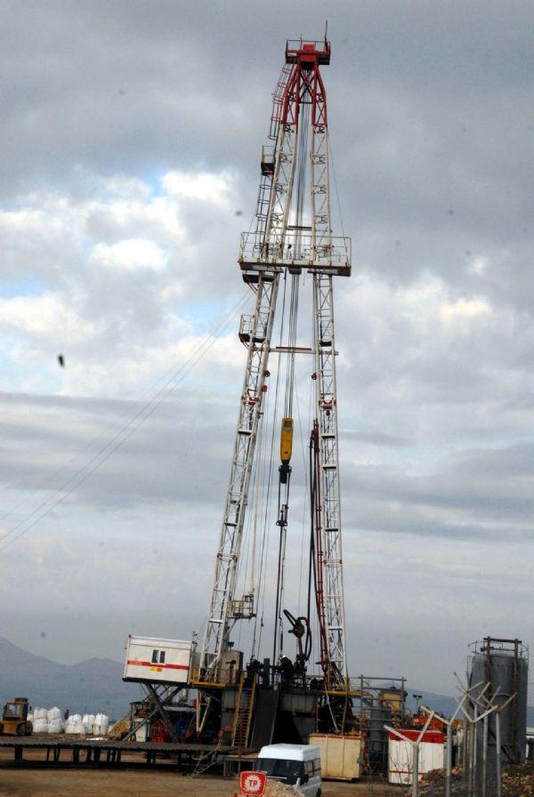 Bin 500 rakımlı dağda kaliteli petrol!