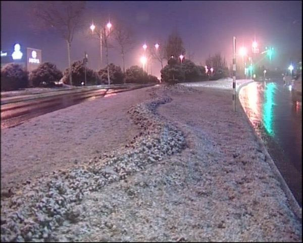 İstanbulda kar yağışı!