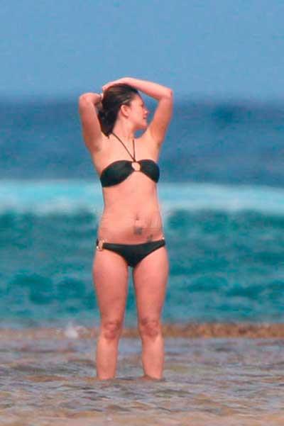 Drew Barrymore, Havaide aşk tazeledi