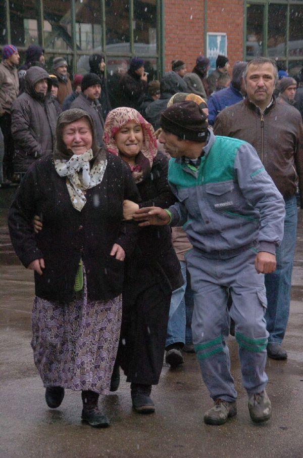 Kömür ocağında patlama! 8 işçi öldü!