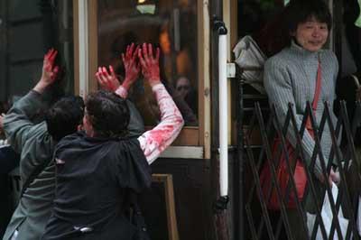 San Franciscoyu zombiler bastı!