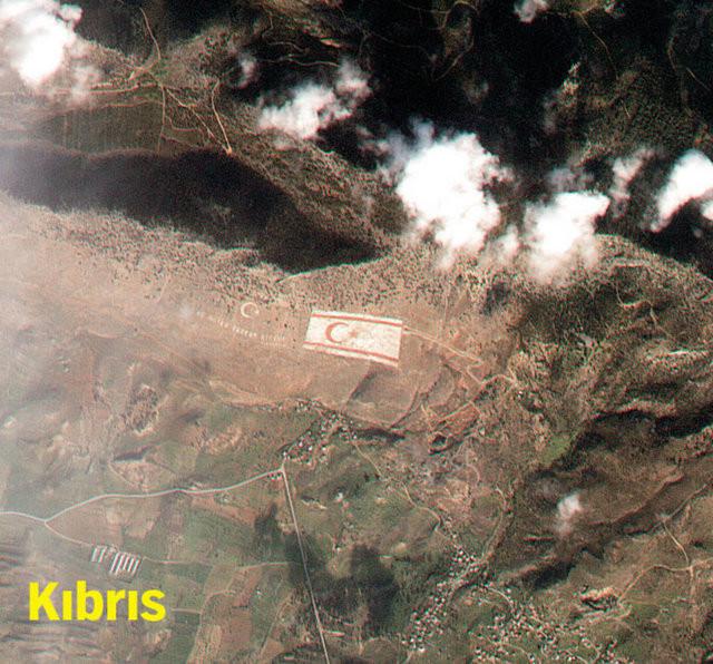 Göktürk-2den ilk görüntüler!