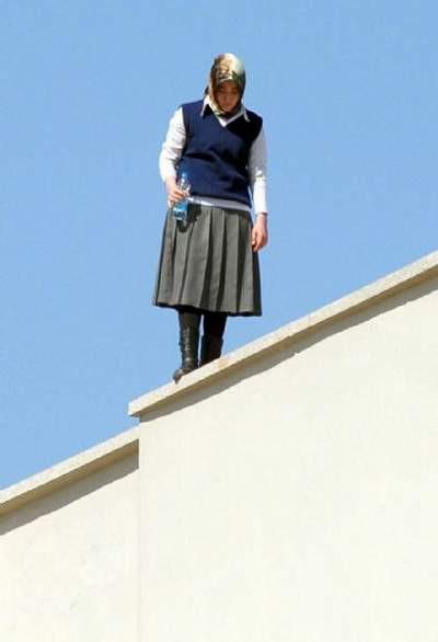 Liseli kızın intihar girişimi