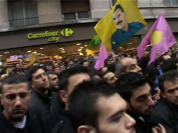 3 PKKlı kadına şok suikast