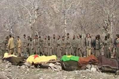 İşte öldürülen PKKlı teröristlerin fotoğrafları