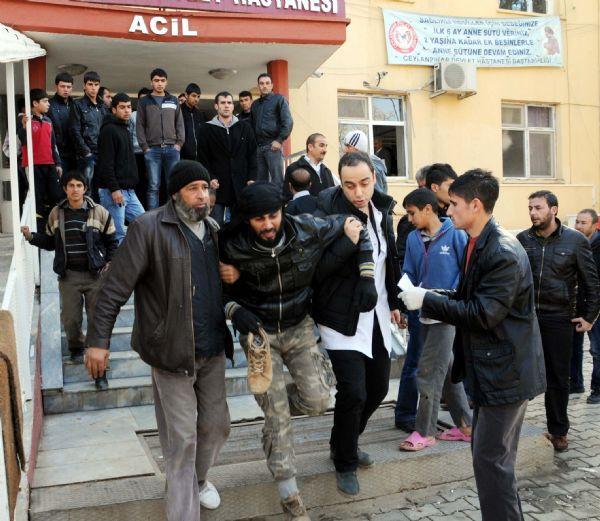 Sınırda çatışmalar yeniden başladı